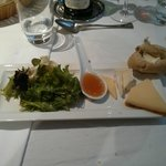Salad & fromage