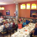 Almuerzo en familia !! Todos almorzando juntos gracias a Eduardo Pérez
