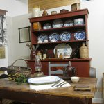Kitchen items from the collectoins of Marguerite Gallant