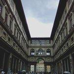 commerce and art at the uffizi