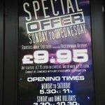 Summer special offer 2014