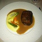 My steak! AMAZING