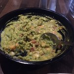 Guacamole Autentico, freshly made.