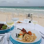 Romantic Dinner by the sea!