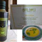 Award winning extra-virgin olive oil