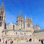 A Catedral e suas torres