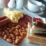 Breakfast at Airis