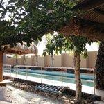 Swimming pool WIP.