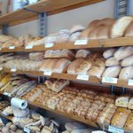 All kinds of bread