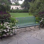 Pleny of places to sit and enjoy