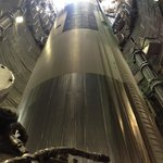 Looking up at the mighty Titan II