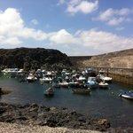 Cotillo Harbour