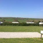 Foto de Cornish Coasts Caravan and Camping Park