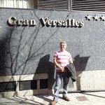 Hotel Gran Versalles, Madri