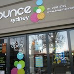The Face of Bounce Sydney