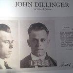 The star of Dillinger Days