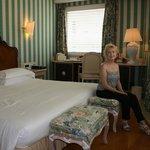 Bedroom in he Royal