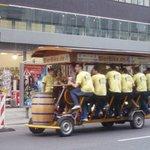 Berlino bus bier