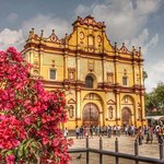 Catedral de San Cristóbal de Las Casas, Chiapas.