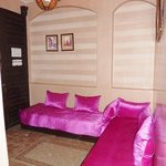 lounge are of Room 10 Suite Moulay Ismail