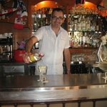 Our host Luis