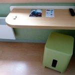 """Desk & Chair"""