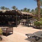Bar/ristorante della piscina