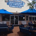 A family favorite in Cape May.  Good food but we think it's a little pricey for what you get.  G