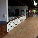 snack bar (closed)