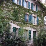 Lindas  casas  no  bairro de Ouchy