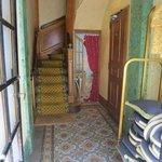 Alternate entry foyer