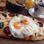 Frühstück für den ganzen Tag