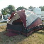 Tent Site (No Amenities)