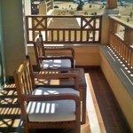 балкон номера