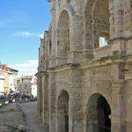 Arles Roman Amphitheater