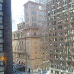 CARNEGIE HALL DESDE VENTANA HOTEL PARK CENTRAL, NY