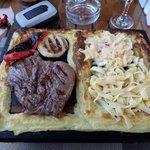 The BEST steak, EVER!
