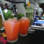 Ammoudi Cafe Club Resto Sand