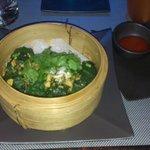"""Raviolis laotiens de poulet fermier """"vapeur"""""""