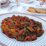 La Table Al Badia - Sweet Peppers