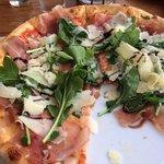 Prosciutto Crudo Gorgonzola! Delicious.