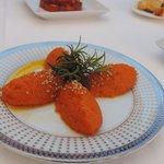 La Table Al Badia - Pumpkin Salad