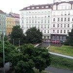 Hotel surrounding