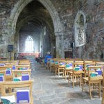 Iona - Abbey Chapel