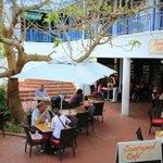 Courtyard Café (Plett)