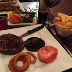 Steak and Chips (Highly Recommended)