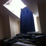 Gordijn/raam