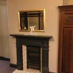 Bridal Suite - fire place