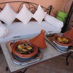 La Table Al Badia - Tagines