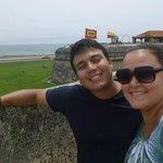Sobre as muralhas de Cartagena